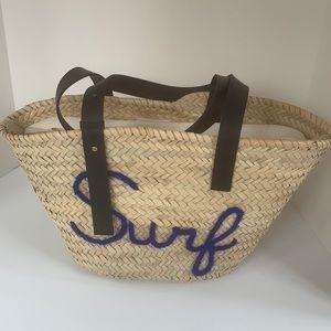 "Poolside ""surf"" beach bag"